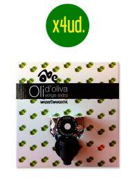 Aceite de Oliva Virgen Extra de Arbequina - Bag in Box de 5l - Aresté Teixidó