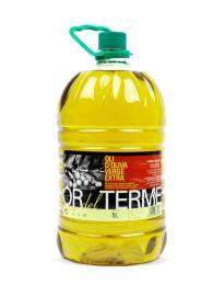 Aceite de Oliva Virgen Extra de Arbequina - Garrafa 5l - Oliferm