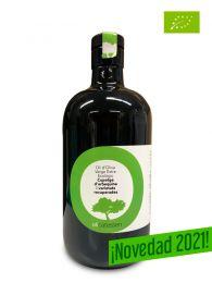 Aceite de Oliva Virgen Extra - Ecológico - Botella de 500ml. - Coupage de Arbequina y Variedades Recuperadas - Olicatessen - Els Torms - Lleida