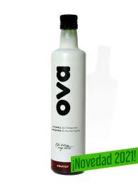 Aceite de Oliva Virgen Extra - OVA Frutado - Botella de 500ml. - Coupage Argudell y Arbequina - Arbúcies - Girona