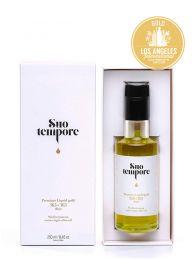 Aceite Premium Suo Tempore VE - Botella de 250ml con estuche - Raig d'Arbeca - Lleida