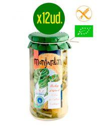 Acelgas - Ecológicas - Al Natural - Frasco 1Kg. x 12 unidades - Monjardín