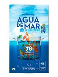 Agua de Mar - Mediterránea - Alimentaria - 2L