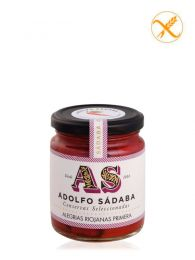 Alegrias Riojanas - Frasco 250ml - Conservas Gourmet Adolfo Sádaba - Navarra