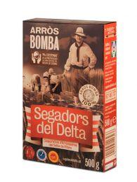 Arroz Bomba Gourmet Segadors del Delta