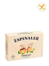 Berberechos Premium de las Rías - Empacados a mano - Lata (30-35) - Espinaler