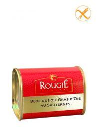 Bloc de Foie de Oca al Sauternes Rougié