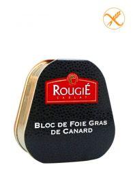 Bloc de Foie Gras de Pato de 75grs. (2TR) - Lata - Rougié