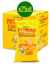Patatas fritas Espinaler bolsa pequeña 50grs.