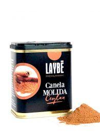 Canela Caylán Molida Gourmet de Laybé Premium