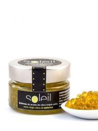 Esferas de Aceite de Oliva Virgen Extra - Tarro de 50grs - Soleil
