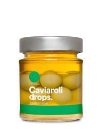 Aceitunas Esféricas - Caviaroli Drops - Albert Adrià - Tarro de 60grs - Caviaroli