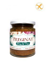 Freginat (Cebolla y Alubias) en conserva - Tarro de 245grs - Mos de Tros