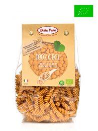 Fusilli de garbanzos - Pasta Italiana - Ecológico - 250grs - Dalla Costa