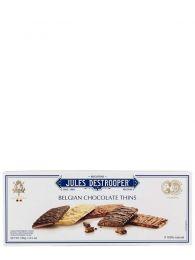 Galletas 3 Chocolates Belgas - Caja 100grs. - Jules Destrooper