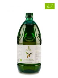 Aceite de Oliva Virgen Extra - Ecológico - Coupage Arbequina y Empeltre - Garrafa de 2l - Cal Valls - Lleida