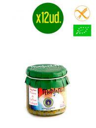 Guisantes - Ecológicos - Al Natural - Frasco 1/2Kg. - Monjardín
