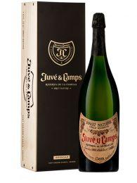 Estuche Regalo Cava Reserva de la Família Juvé & Camps - Jeroboam - Botella 300cl