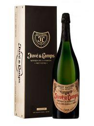Estuche Regalo Cava Reserva de la Família Juvé & Camps - Magnum - Botella 150cl