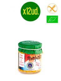 Maíz dulce - Ecológico - Al Natural - Frasco 250grs. x 12 unidades - Monjardín