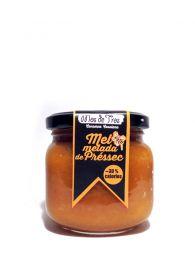 Mermelada Artesanal de Melocotón con Miel - Tarro de 210grs - Mos de Tros