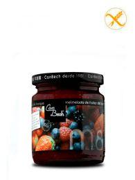 Mermelada de Frutas del Bosque - Frasco 300grs. - Can Bech