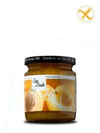 Mermelada de Albaricoque sin azúcar - Frasco 270grs. - Can Bech