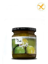 Mermelada de Ciruela sin azúcar - Frasco 280grs. - Can Bech