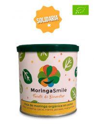 Moringa Ecológica Premium - En Polvo - MoringaSmile - Bote