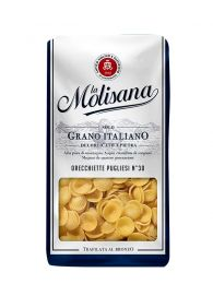 Orecchiette Nº 30 - Pasta Italiana - 500grs - La Molisana