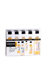 Pack 5 Vinagres Blancos - Botellines de 40ml - Castell de Gardeny