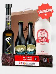 Pack Navidad Solidario con varias entidades de Economía Social