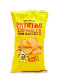 Patatas Fritas - En aceite de oliva virgen - 150grs. - Espinaler