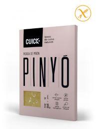 Picada de Piñones Gourmet - Bolsa en estuche de 30grs. - Cuick