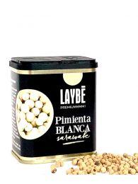 Pimienta Blanca Sarawak en grano de Laybé Premium