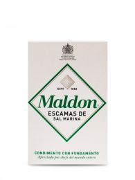 Escamas de Sal Natural - Caja 250grs. - Sal Maldon