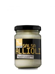 Salsa Allioli - Frasco 130grs. - Can Bech