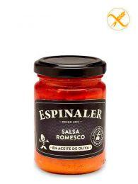 Salsa Romesco - Frasco 140grs. - Espinaler