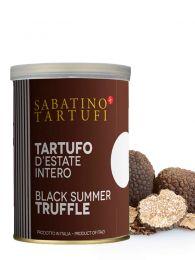 Trufas negras enteras de verano de Sabatino Tartufi