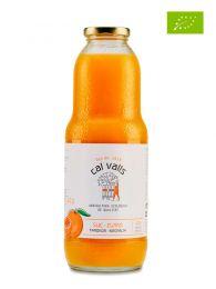 Zumo de Naranja Ecológico - Cal Valls - Botella de Vidrio 1L
