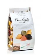 Conchiglie - 5 colores - Pasta Italiana - 500grs - Loggia Dei Grani by Dalla Costa