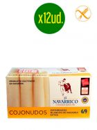 Espárragos de Navarra blancos (6/9) - Cojonudos - Lata 1Kg x 12ud. - El Navarrico