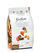 Galletti - 3 colores - Pasta Italiana - 500grs - Loggia Dei Grani by Dalla Costa