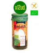 Garbanzos con Espinacas - Ecológicos - Frasco 1Kg. x 12 unidades - Monjardín