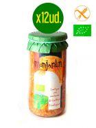 Lentejas con Verduras - Ecológicas - Frasco 1Kg. x 12 unidades - Monjardín
