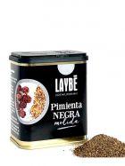 Pimienta Negra Molida - Lata 90grs. Laybé Premium