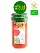 Tomate Natural triturado Extra - Ecológico - Frasco 1Kg. x 12 unidades - Monjardín