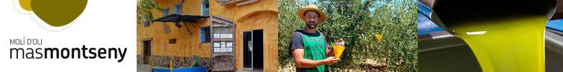 Mas Montseny, aceites de oliva premium en sabority