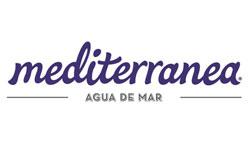Agua de mar alimentaria mediterránea