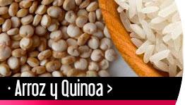 Arroz y Quinoa Gourmet